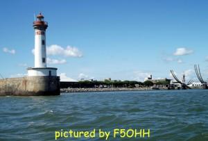Une des vigie de l'estuaire de la Loire