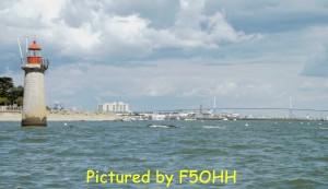 Ville-ès-Martin phare de l'estuaire