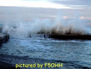Grandes marées de janvier