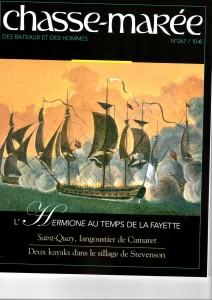 L'Hermione, bataille de Louisbourg, 1781,