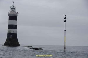 La marée descend depuis 3 heures coefficient 65
