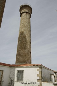 La première tour date de 1829