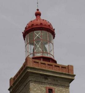 L'optique actuelle installée en 1877