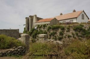 Le vieux fortin et sémaphore