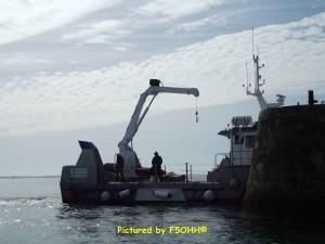 Rotation du lundi bateau des Phares et Balises