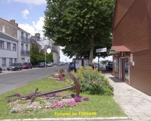 Paimboeuf, Quai Sadi Carnot entrée de l'office du tourisme