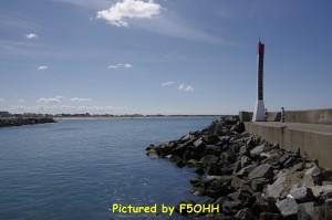 Le phare actuel depuis 1958