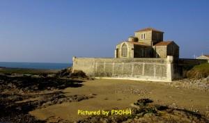Fort St Nicolas à 8h00 du Mat'