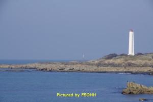 L'Armendèche et Les Barges en arrière plan