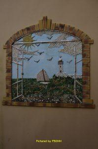 Magnifiques œuvres de l'île Penotte