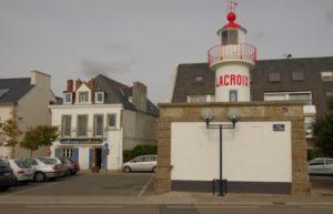 """Phare du port de """"La Croix"""""""