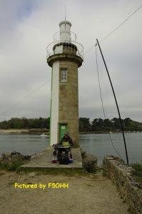 Position idéale pour activer un phare