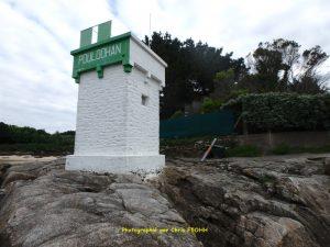 Le phare de Pouldohan
