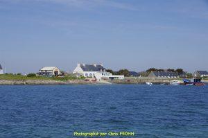Vue du ponton Saint-Nicolas côté mer