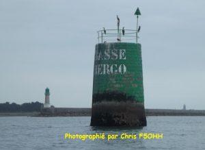 Tourelle Basse Hergo et phare du Tréhic