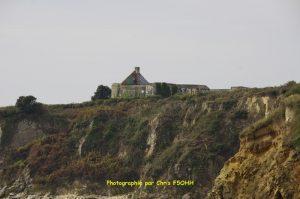 Vue sur le fort et les Blockhaus