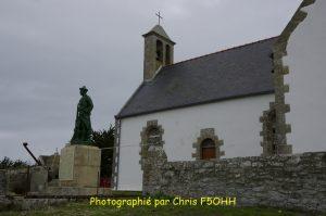 L'église et le monument de la grande guerre