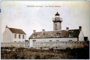 1851 Nouveau phare d'Hoëdic