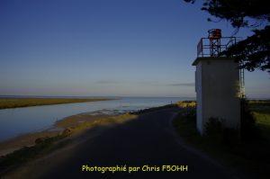 Vendée à gauche, Loire-Atlantique à droite