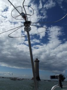 Antennes Big-Wheels VHF et UHF