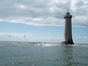 Approche du phare du Grand Charpentier