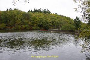 Lac de la Vallée Mabille en amont