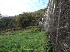 Vue Nord du Barrage de Savenay 44