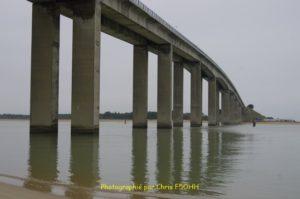 Pont de Noirmoutier, 800 mètres de longueur