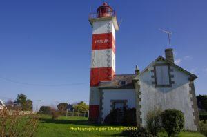 Sympa ce phare du Sud Morbihan