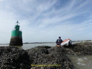 La tourelle, le kayak et le Guignol hihihi