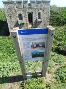 Aperçu du fort carré et historique