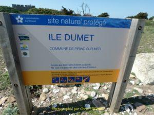 Seule île maritime de Loire Atlantique
