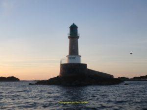 Le petit phare du Tréhic