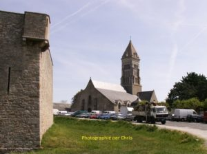 Eglise St Philibert, depuis l'an 674