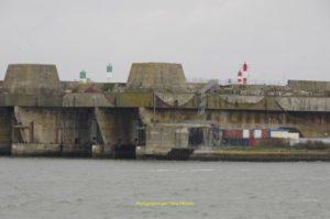 Les sentinelles de la Base sous-marine