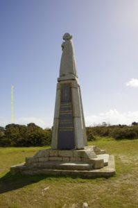 Monument du poète Yann-Ber Calloc'h
