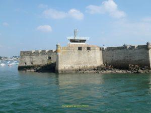 La citadelle et le sémaphore