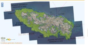 FFF-2638 périmètre de l'île de Groix