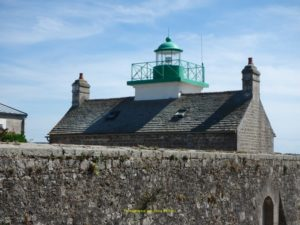 Pointe de Saire, Jonville Lighthouse
