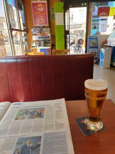 News et boisson locale