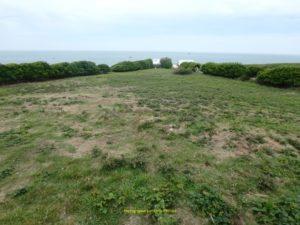 Terrain du phare plein Nord