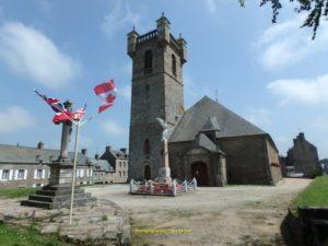 Saint-Pierre-Eglise et ses monuments