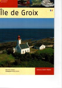 Fascicule des traditions de l'île de Groix éditions Ouest France