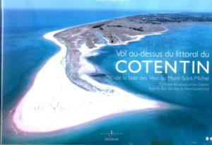 Vue aérienne du Cotentin, très pratique pour préparer les expéditions radio Chez Big Red 1 éditions