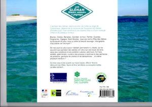Les Glénan, Histoire, mémoire et paysages édité par Bretagne Vivante
