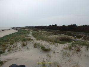 Pointe du Devin et ses dunes