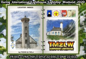 KerPrigent Lighthouse, Picture designed by Dyd,