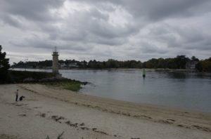 Ria de Bénodet, rivière Odet