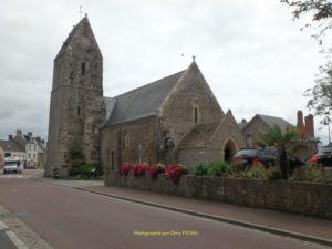 Eglise St Martin, place du marché