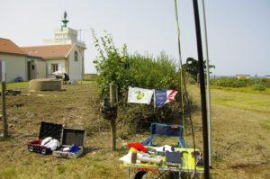 ILLW 2018 activations Pointe Saint Gildas